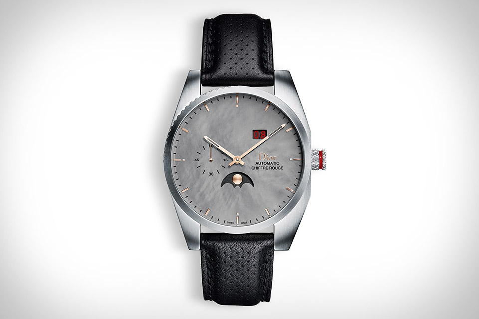 Dior Chiffre Rouge C03 Moonphase Watch