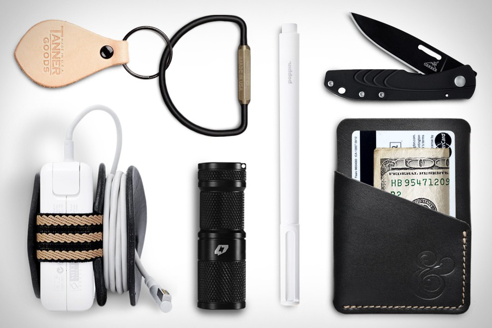 Everyday Carry Unravel Uncrate