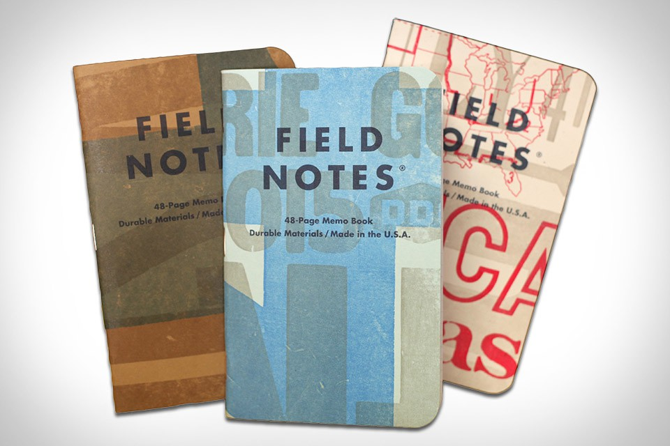Field Notes Two Rivers Notebooks