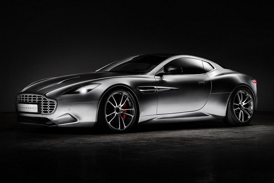 Henrik Fisker Aston Martin Thunderbolt Vanquish