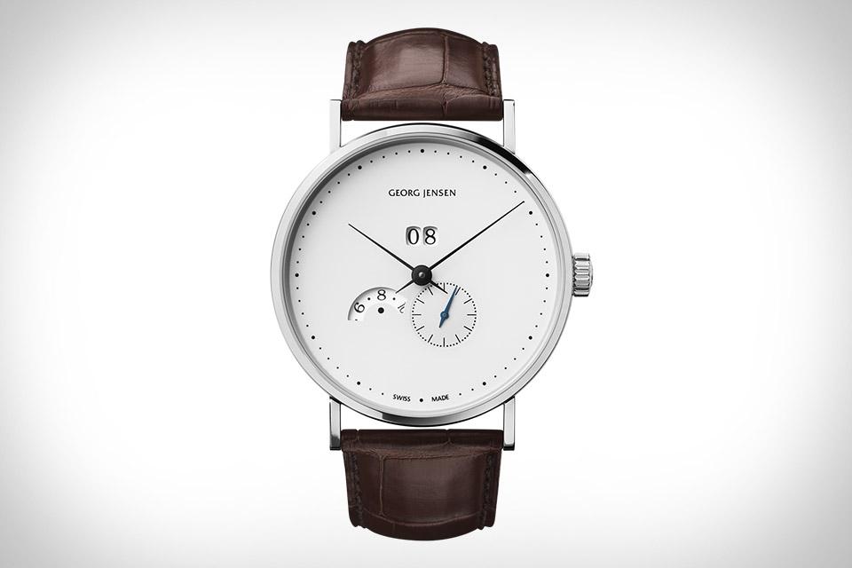 Georg Jensen Koppel Watch