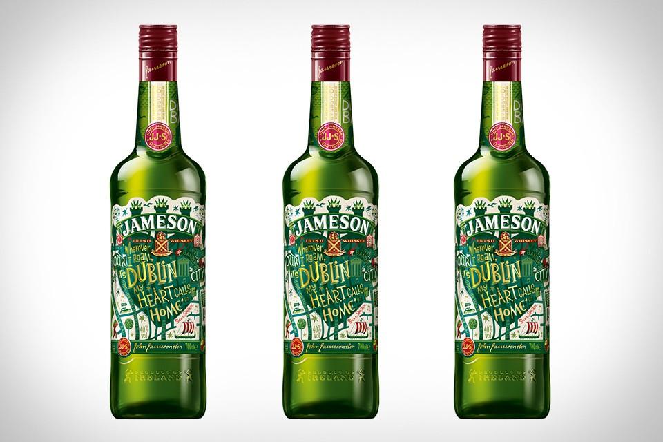 Jameson St. Patrick's Day Whiskey