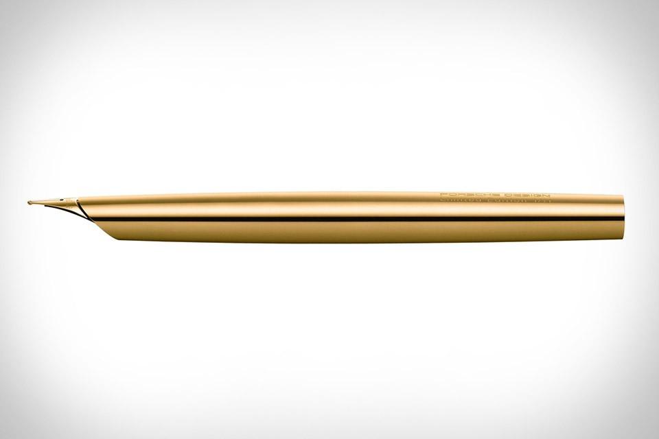 Porsche Design P3135 Solid Gold Pen