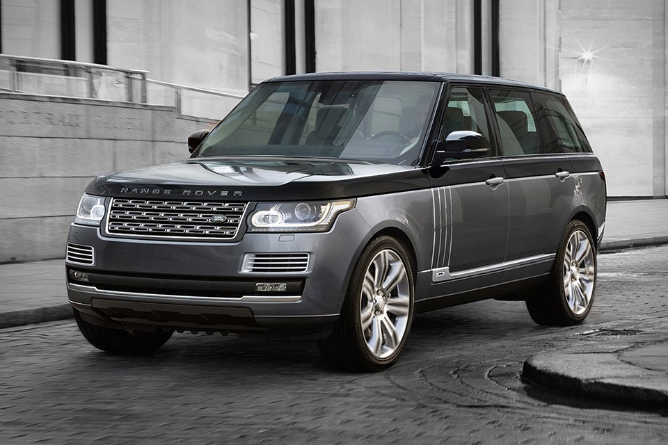 Land Rover Range Rover SVAutobiography | Uncrate