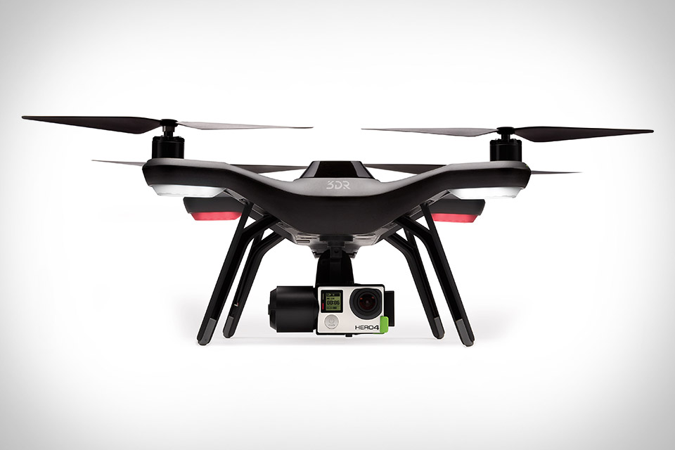 3DR Solo Drone | Uncrate