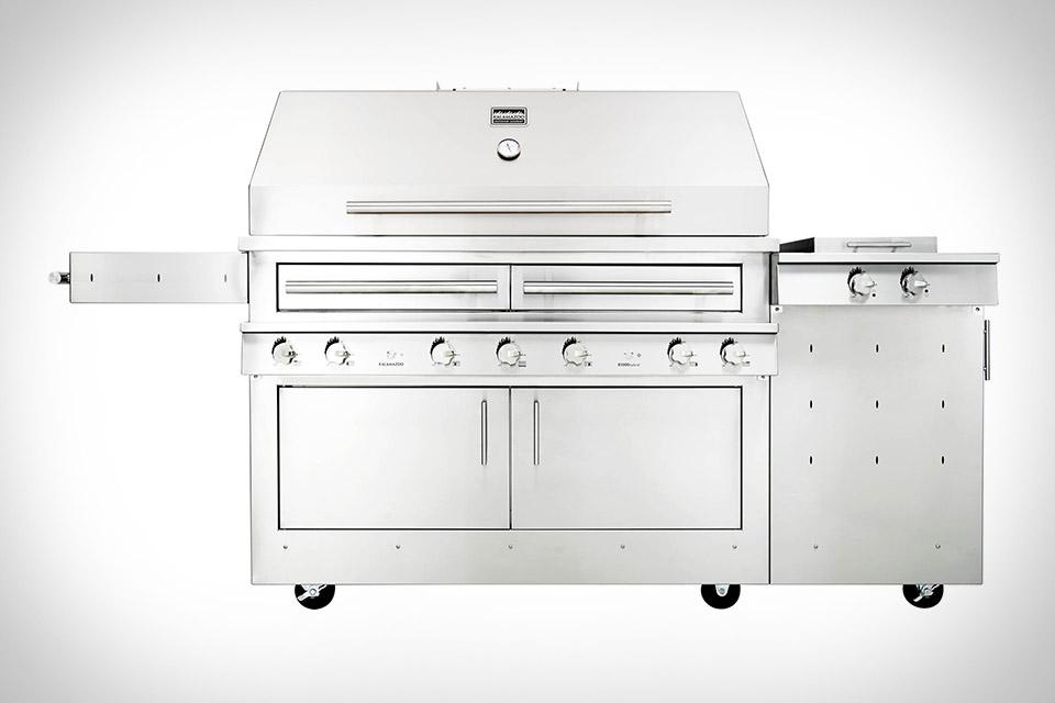 Kalamazoo Hybrid Fire Grill