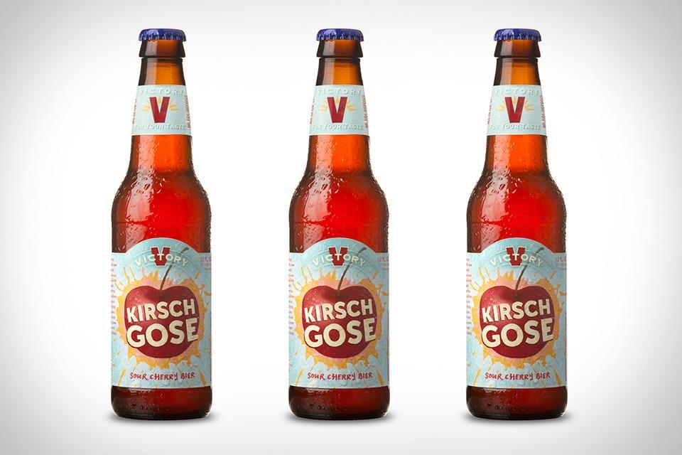 Victory Kirsch Gose Beer