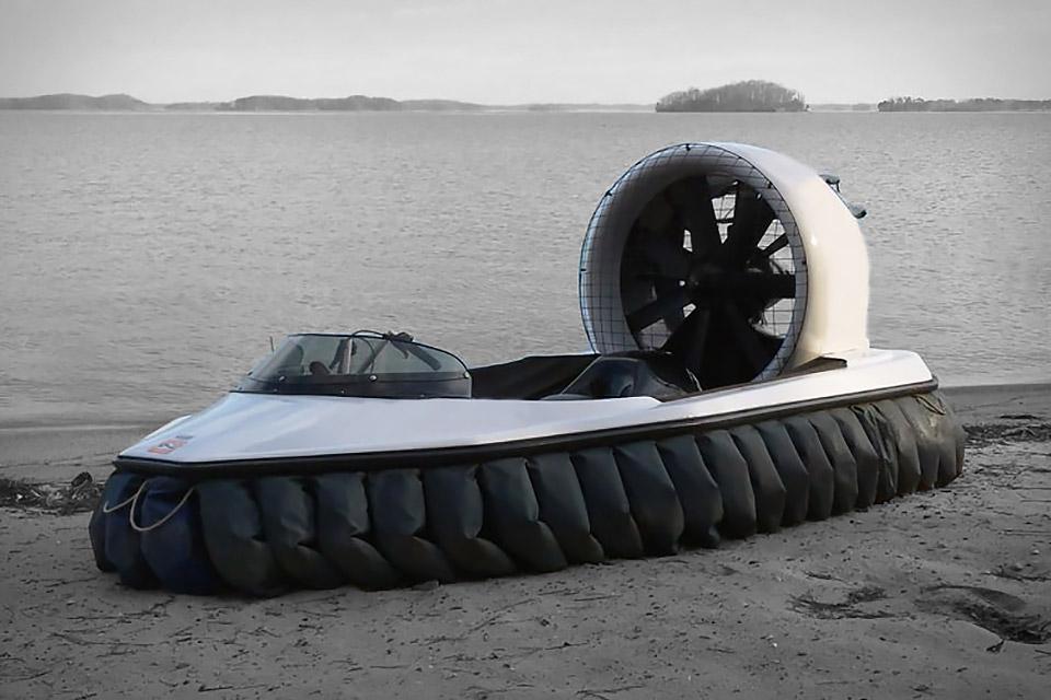 Renegade Hovercraft