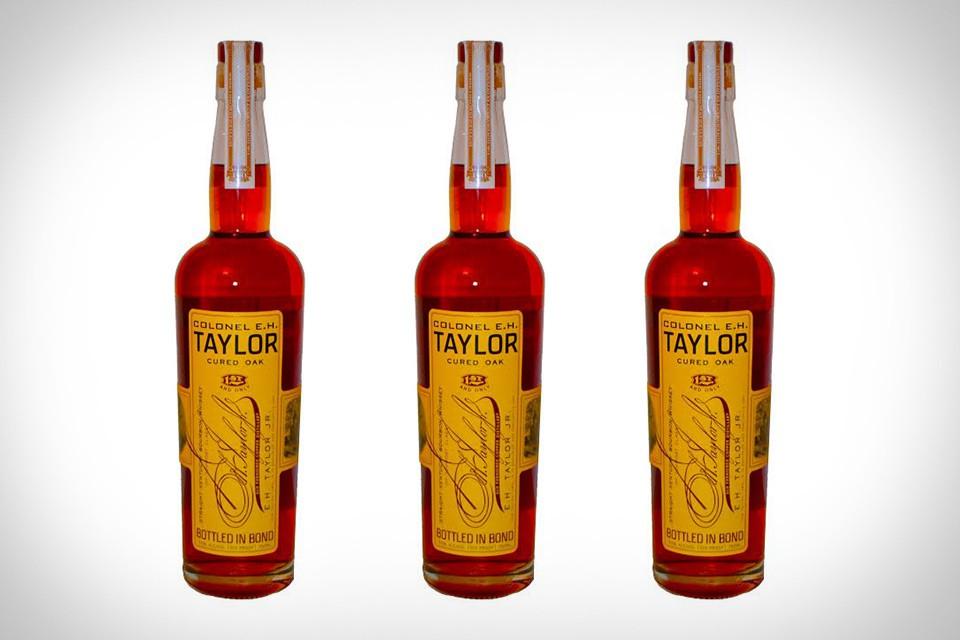 E.H. Taylor Cured Oak Bourbon