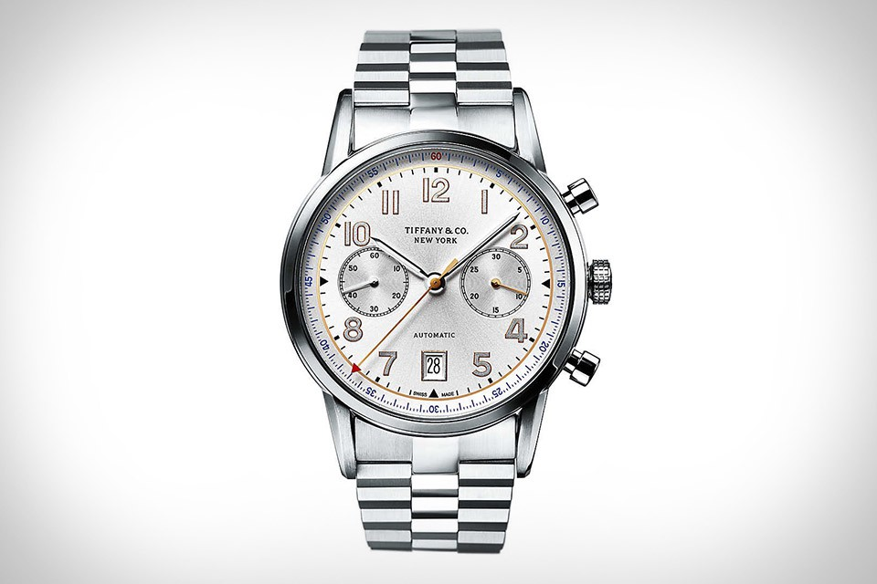 Tiffany & Co. CT60 Chronograph Watch