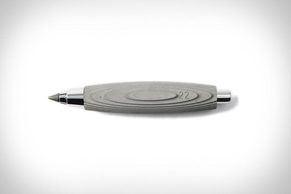 Contour Concrete Sketch Pencil