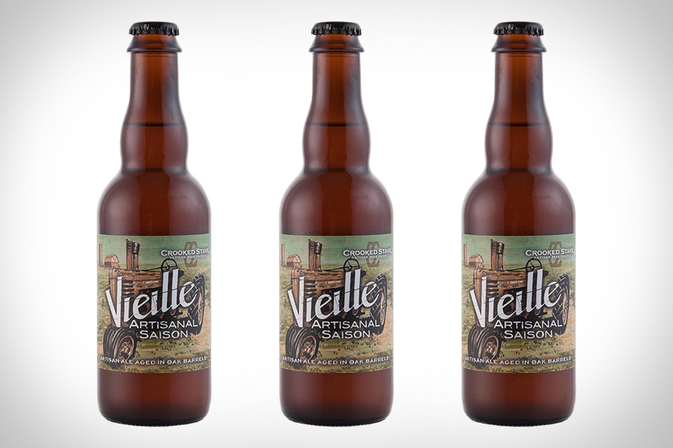 Crooked Stave Vieille Artisanal Beer