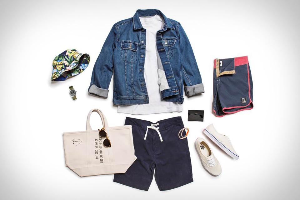 Garb: Summer Essentials