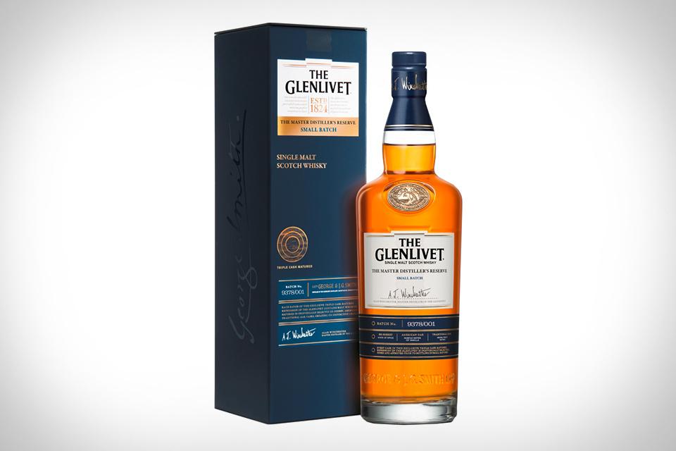 The Glenlivet Master Distillers Reserve Scotch