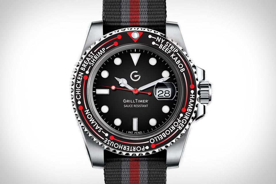 GrillTimer Watch