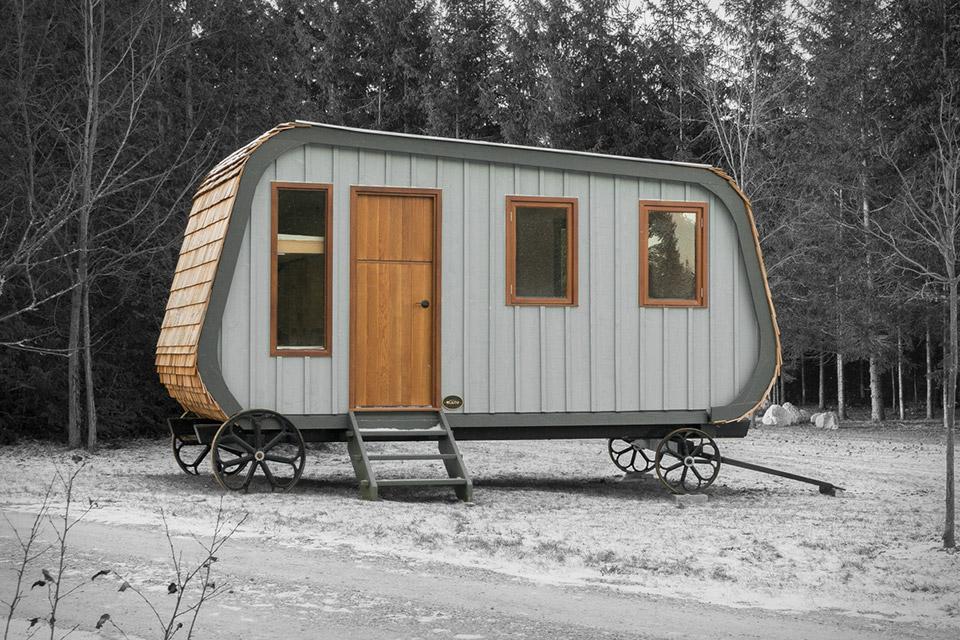 Gute Collingwood Shepherd Hut