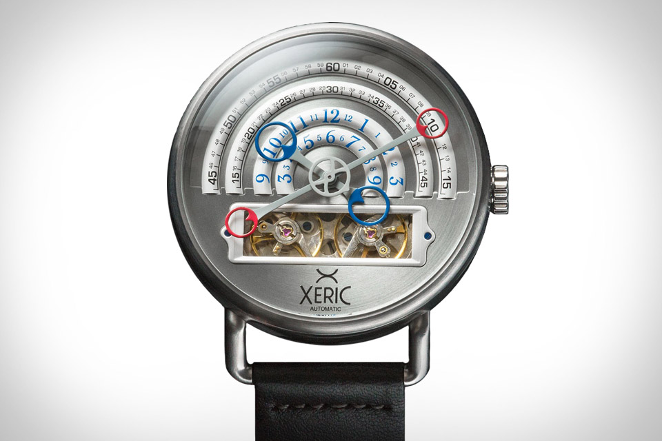 Xeric Halograph Watch