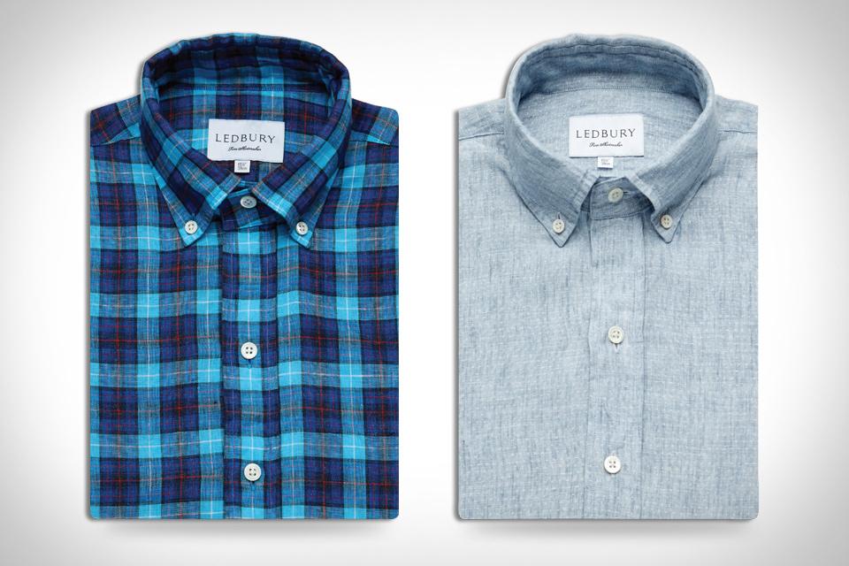 Ledbury Summer Shirts