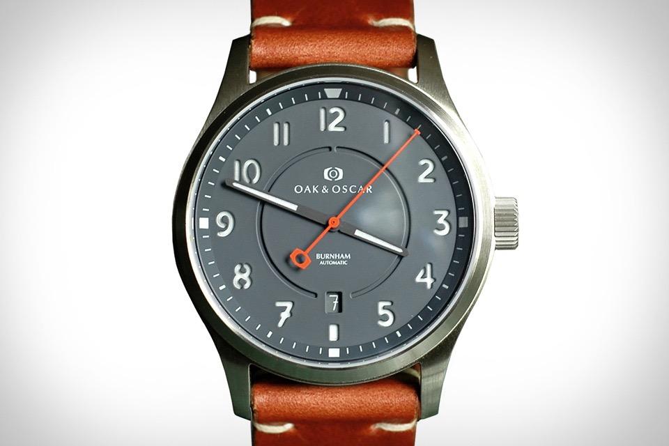 Oak & Oscar Burnham Watch