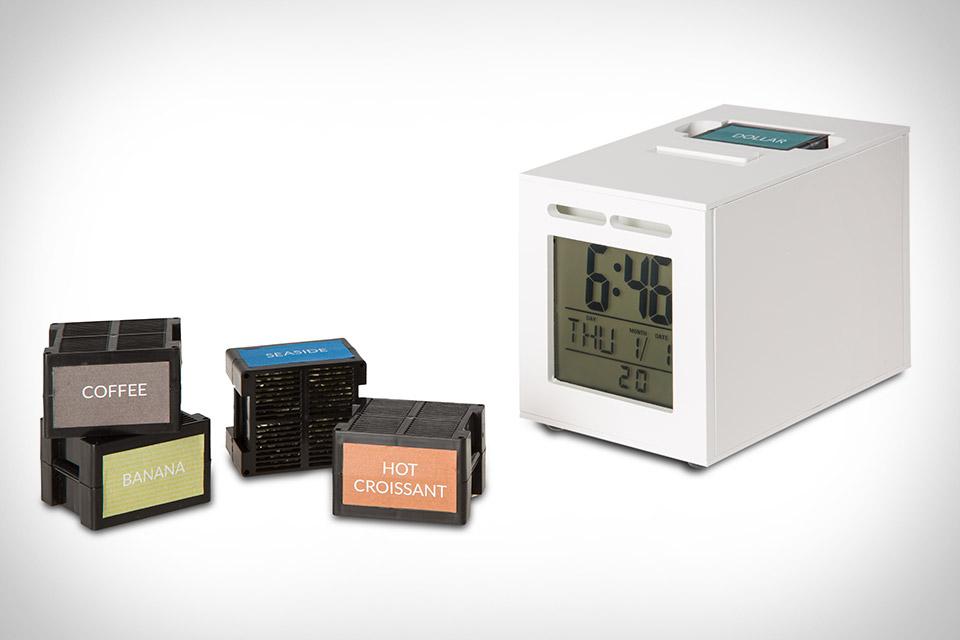 SensorWake Scent Alarm Clock