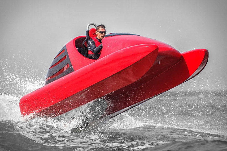 Wavekat P70 Personal Watercraft