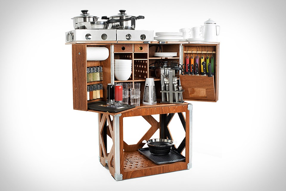 Camp Champ Mobile Kitchen Uncrate