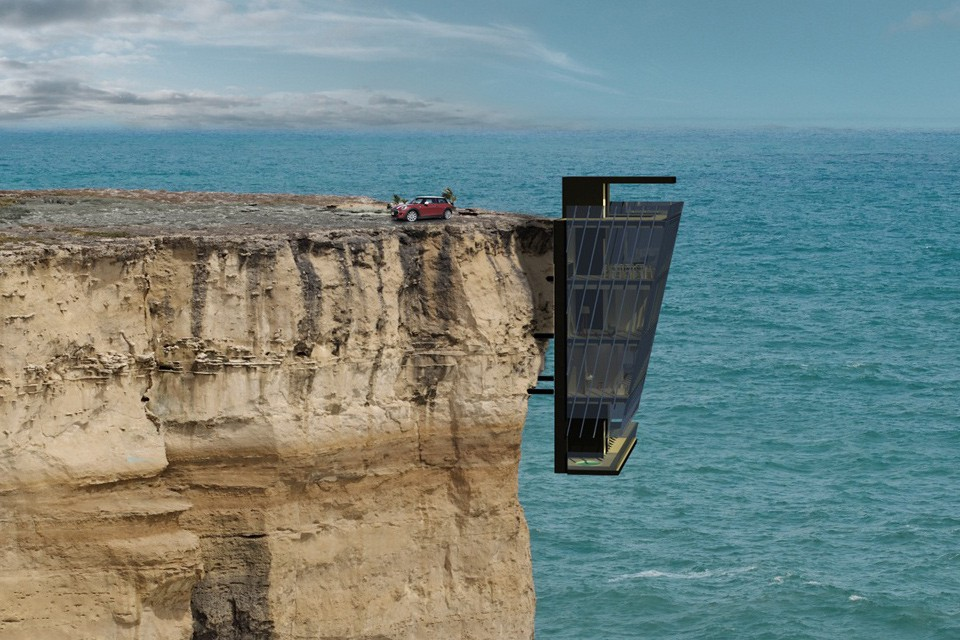 Cliff House | Uncrate
