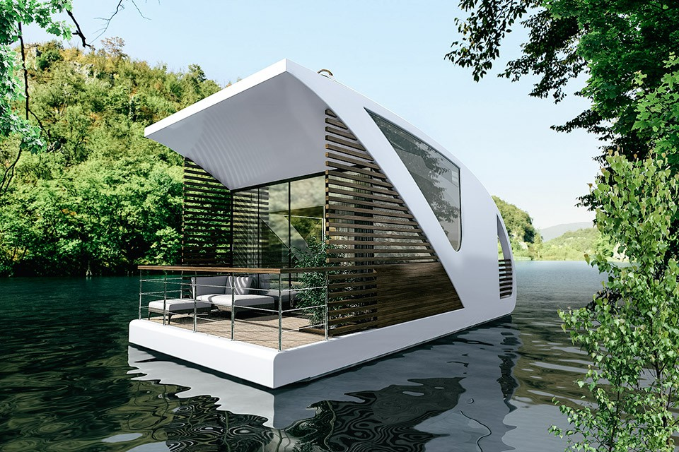 Floating Hotel Uncrate