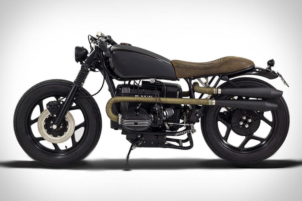 Ton-Up BMW R80 Indira Motorcycle