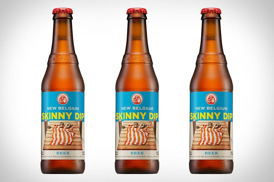 New Belgium Skinny Dip Beer