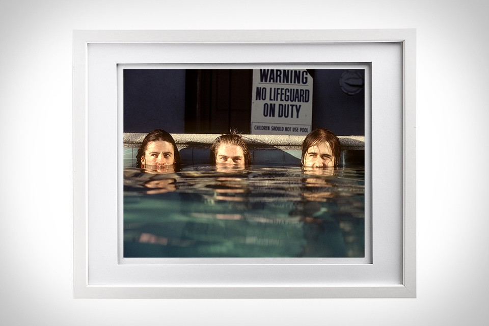 Nirvana Nevermind Outtakes