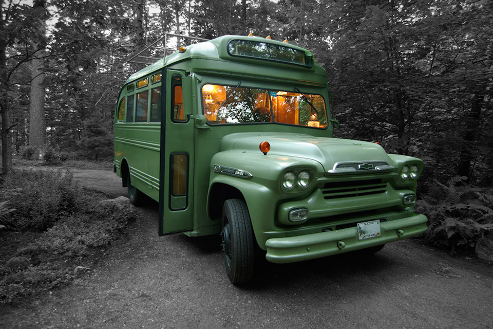 1959 Chevrolet Viking Short Bus