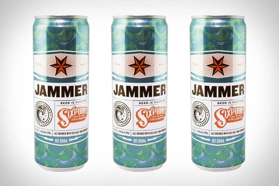 Sixpoint Jammer Beer