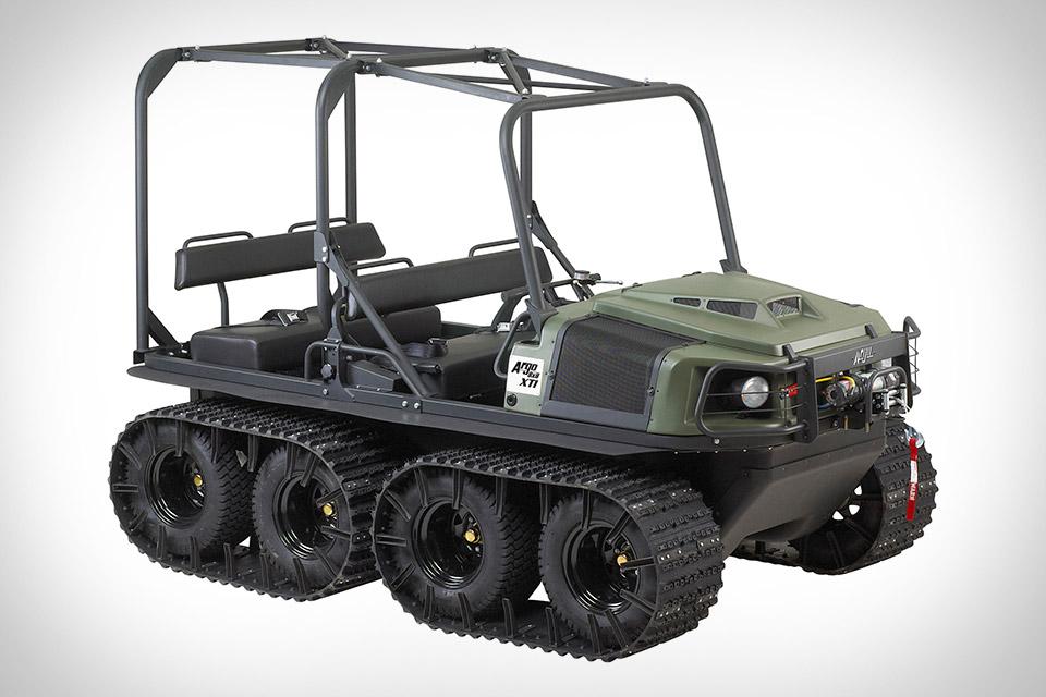 Argo 8x8 XTi ATV