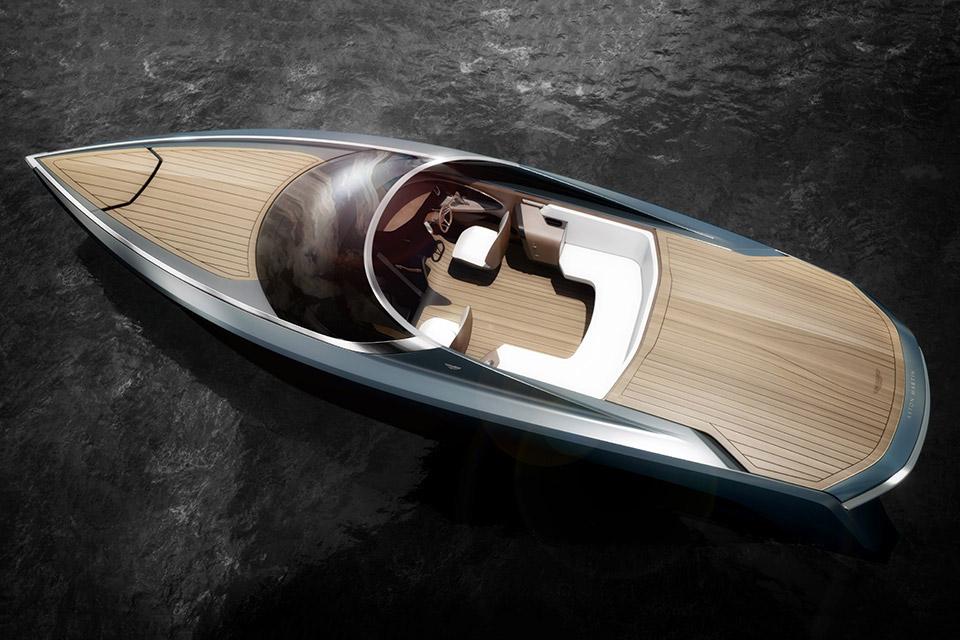 Aston Martin AM37 Powerboat