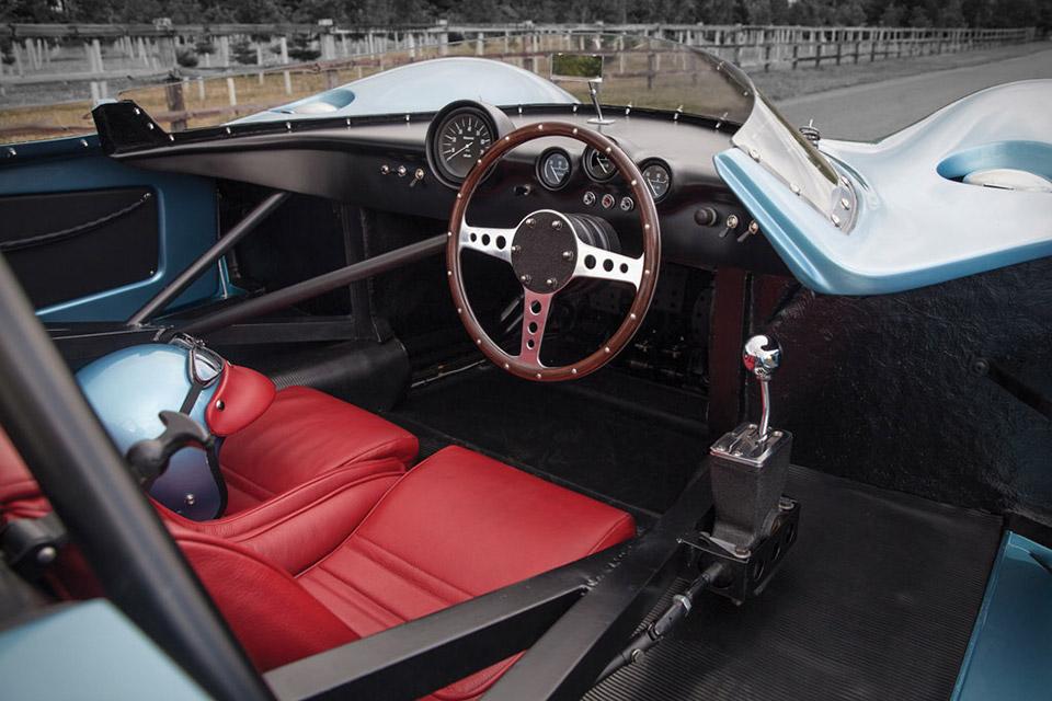 1965 Bizzarrini P538