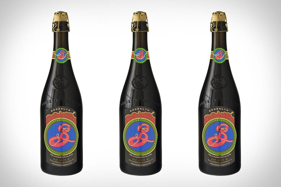 Brooklyn Brewery Wild Streak Beer