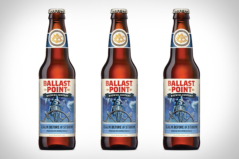 Ballast Point Calm Before The Storm Beer