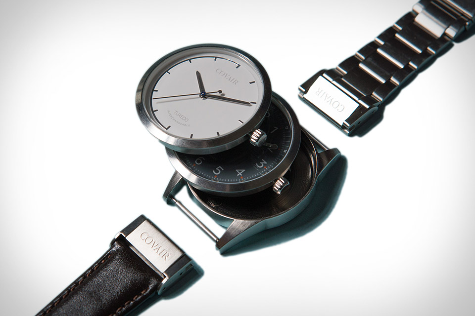 Covair Interchangeable Watches