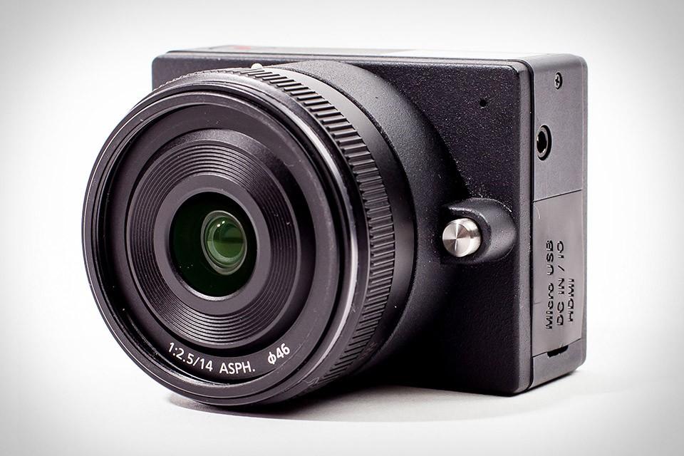 E1 4K Video Camera