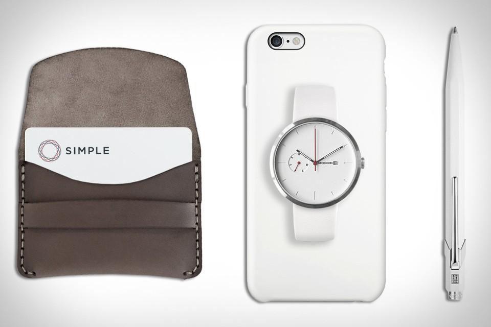 EDC: Simplicity