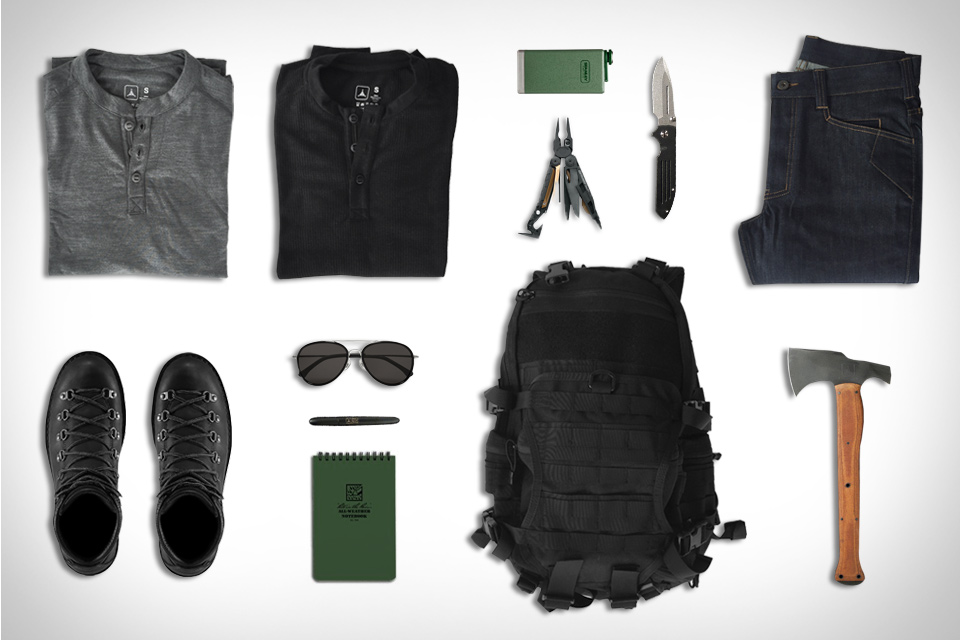 Garb: Acclimated