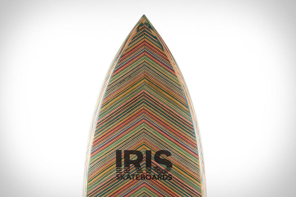 Iris Surf Board
