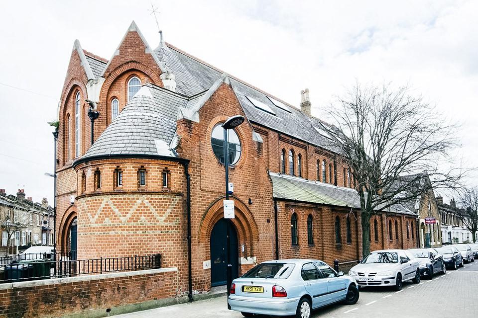 london church conversion | uncrate