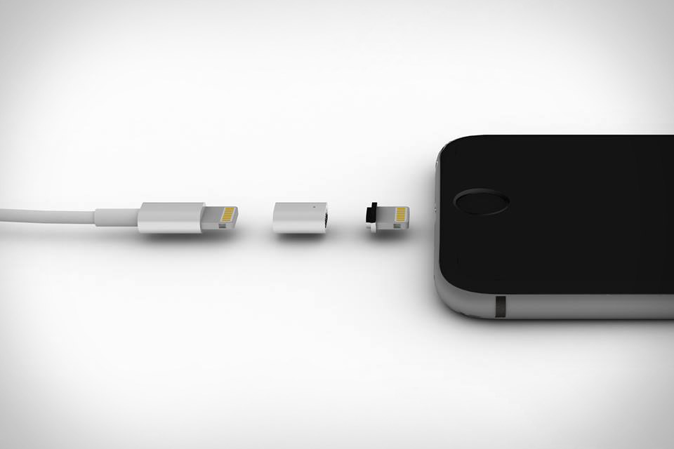 Znaps Magnetic Charging Adapter