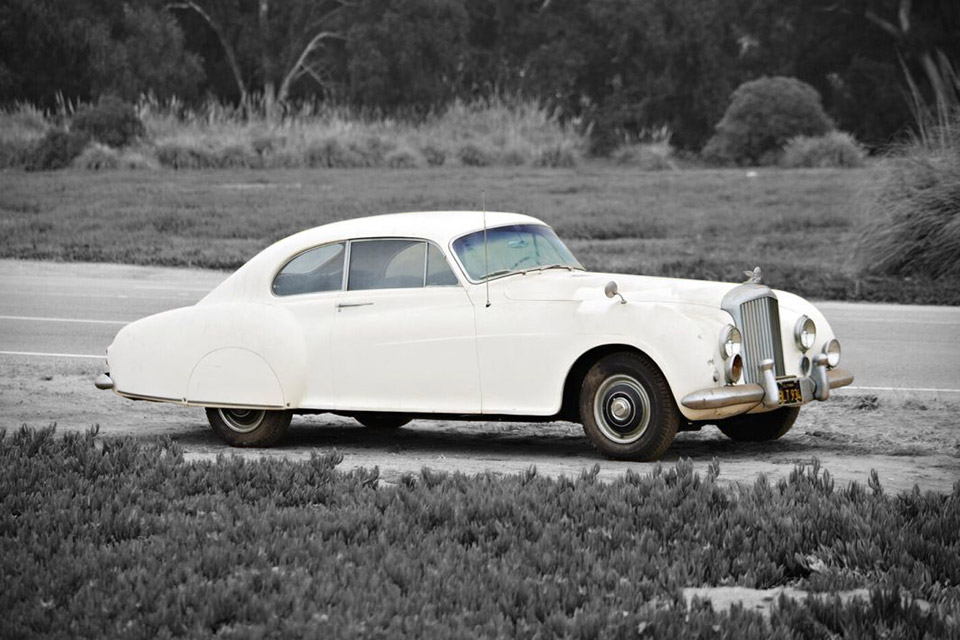 1953 Bentley R-Type Continental Fastback