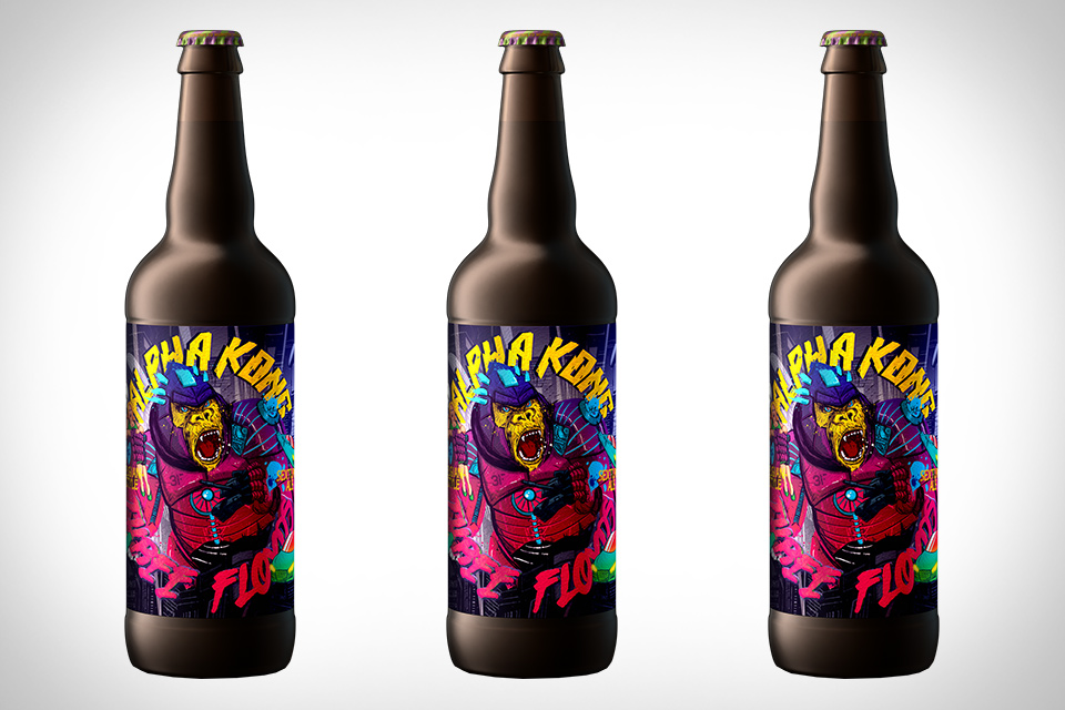 Three Floyds Alpha Kong Beer