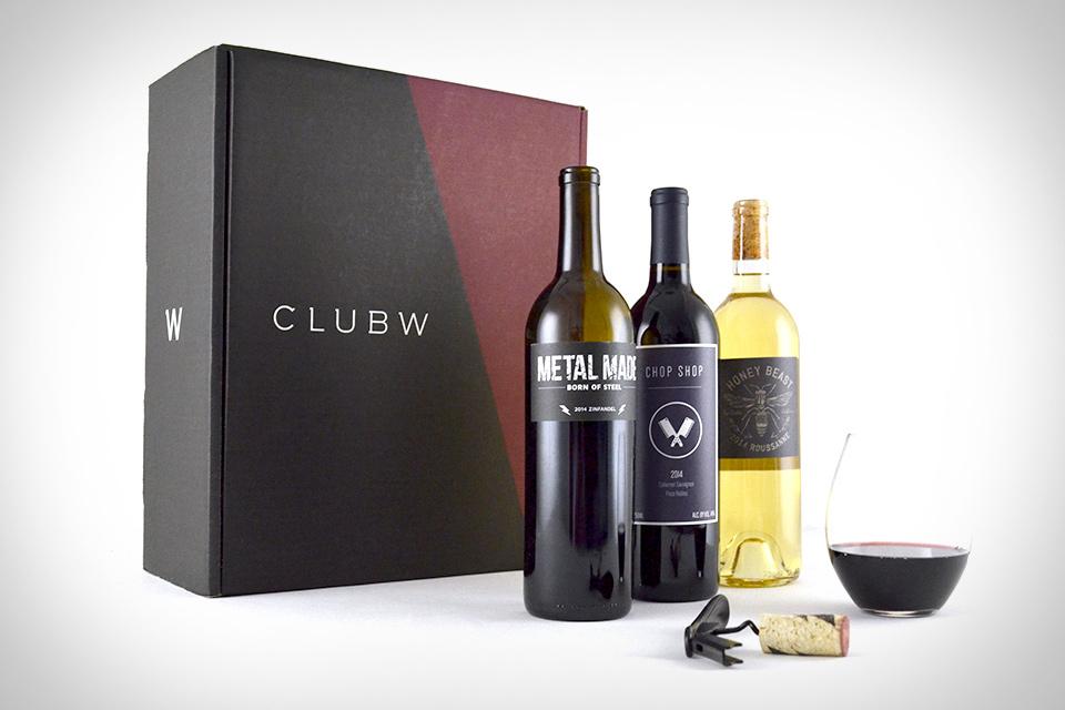 Club W Personalized Wine Club