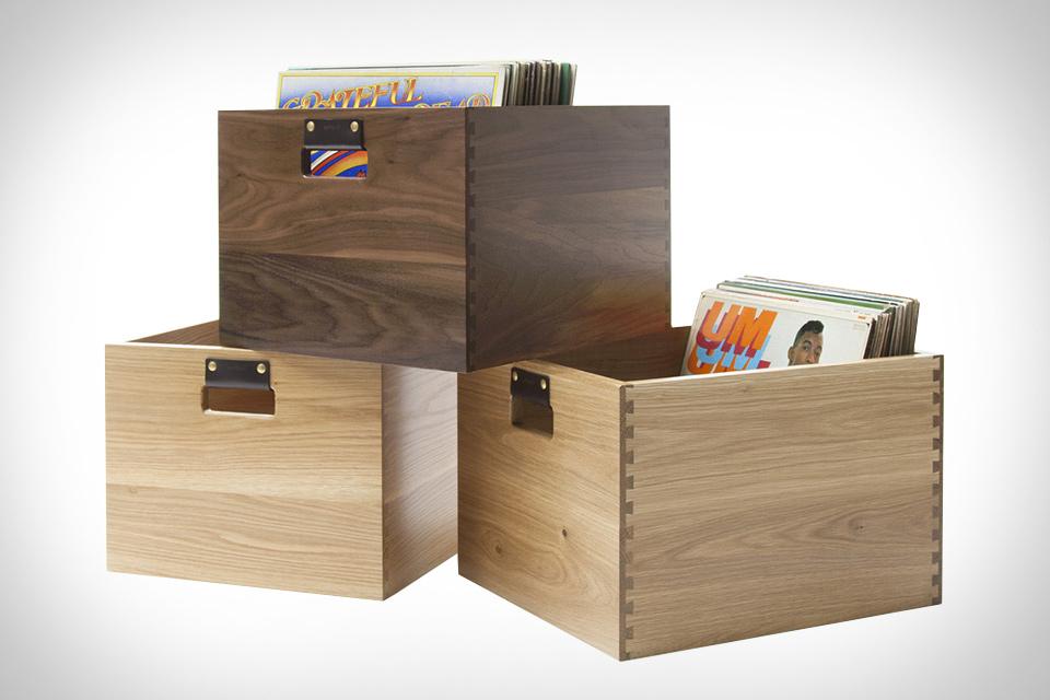 Symbol Record Crate