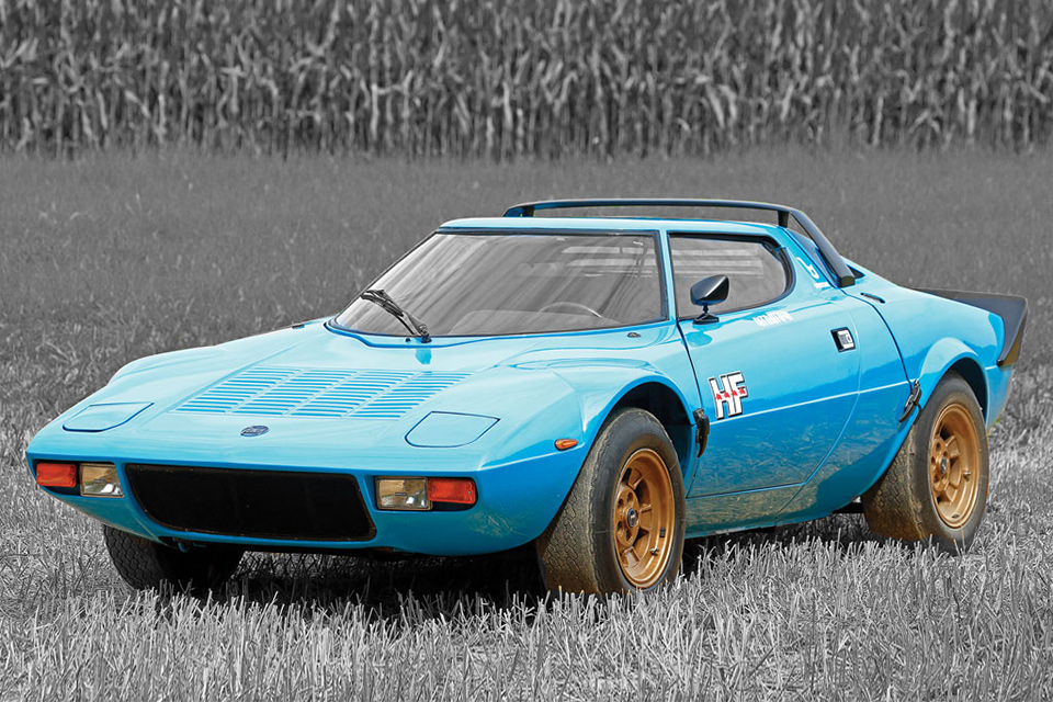 1975 Lancia Stratos Hf Stradale Uncrate